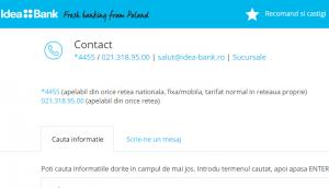 idea-bank-contact-call-center