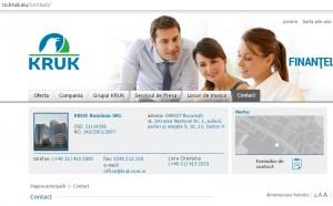 kruk-angajament de plata