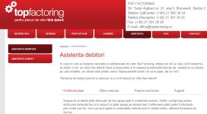 Top Factoring
