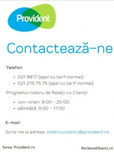 provident-contact-telefon-email