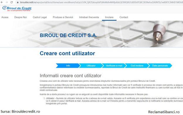 biroul-de-credit-inregistrare-cont